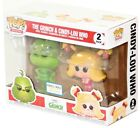 Funko Pop ~ The Grinch and Cindy-Lou Who ~ 2 Pack Barnes /& Noble Exclusive.....